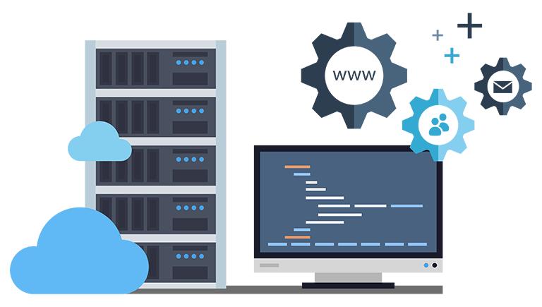 Hosting web stranice, ili web hosting, je naziv za računalo (server) koje ima spremljeno vašu web stranicu i prikazuje ju posjetiteljima